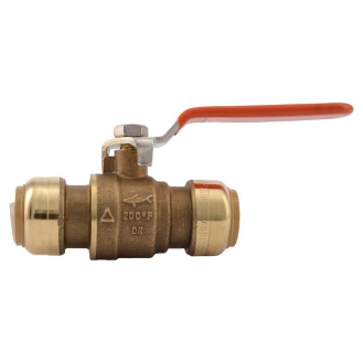 SharkBite BALL  VALVE - 3/4""