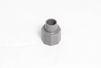 "QEST NUT - For 1/2"" OD, 3/8"" ID, 1/2"" FPT"