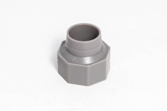 "QEST NUT - For 7/8 OD, 3/4"" ID, 1"" FPT"