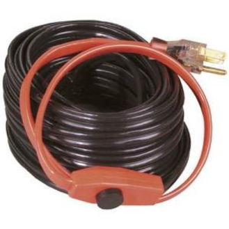 Easy Heat Electric Pipe Heating Cable - 24 ft.