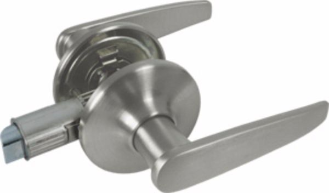 Passage Lever Lock - Stainless Steel