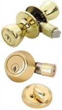 ENTRANCE DOOR LOCK SET