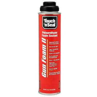 GUN FOAM II FIRE BLOCK FOAM SEALANT