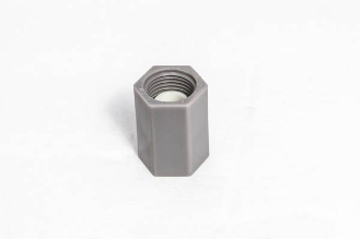 "QEST FEMALE COUPLER - 1/2"" F x 1/2"" F"