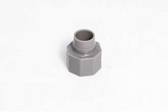"QEST NUT - For 5/8"" OD, 3/8"" ID, 3/4"" FPT"