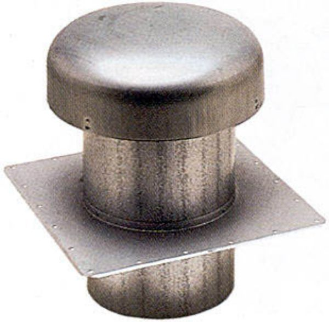 Roof Cap for Flat Roof
