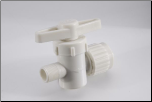 "1/2"" x 3/4"" Flair It Compression Stop Valve"