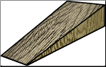 OAK WEDGE