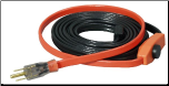 Easy Heat Electric Pipe Heating Cable - 9 ft
