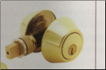 Stainless Steel Deadbolt